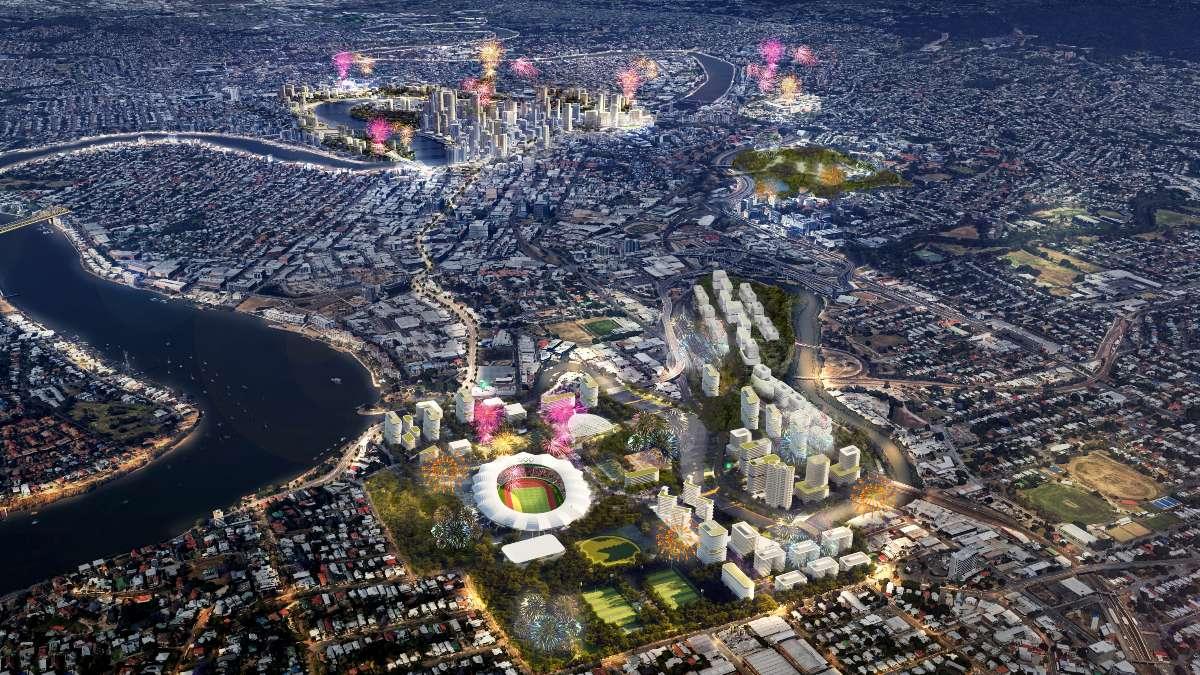 Brisbane's Olympic Transformation