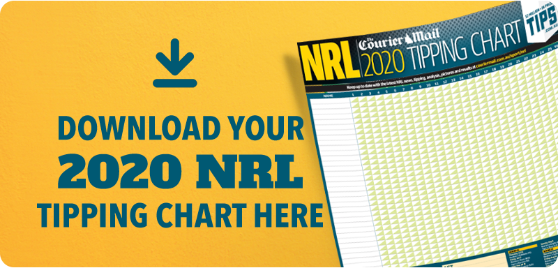 Download Your 2020 Nrl Tipping Chart News Mail