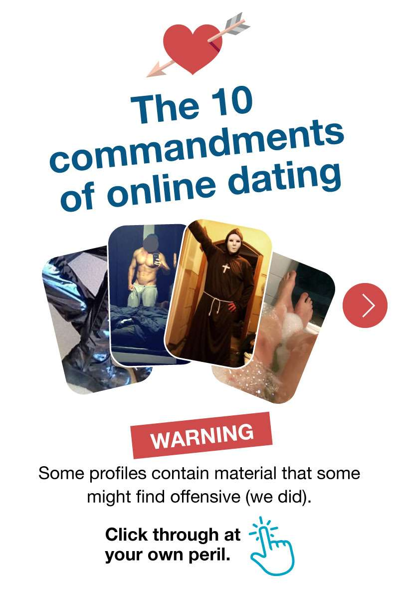 Adelaide S Tinder Sins 10 Things Men Should Avoid On Dating Profiles The Advertiser