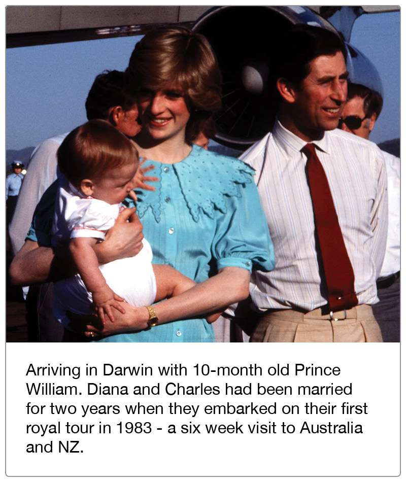 the crown season four charles and diana s 1983 australian royal tour 1983 australian royal tour