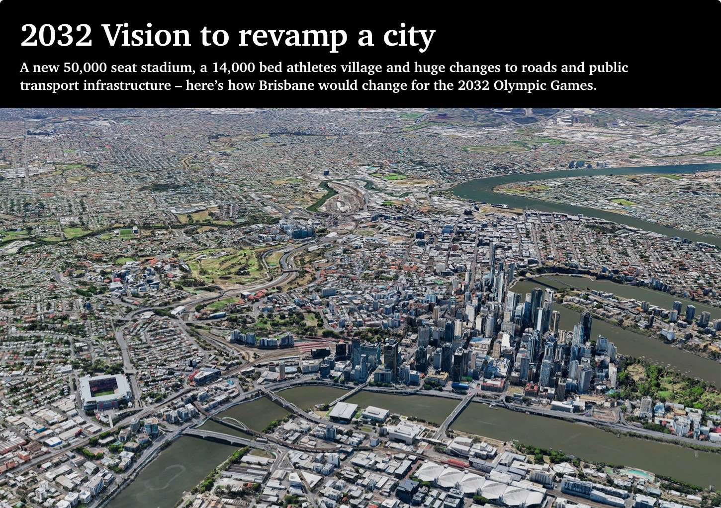 NED-3325 - 2032 Vision to revamp a city - 0